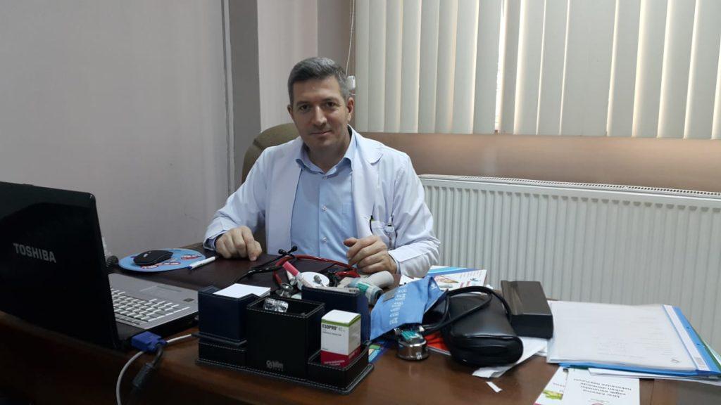 Dr Mustafa Turhan 5517003 No'lu Aile Hekimi