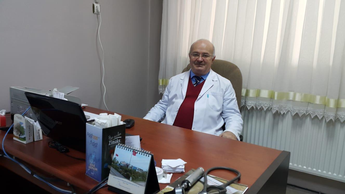 Dr Selahi Şenel 5517007 No'lu Aile Hekimi