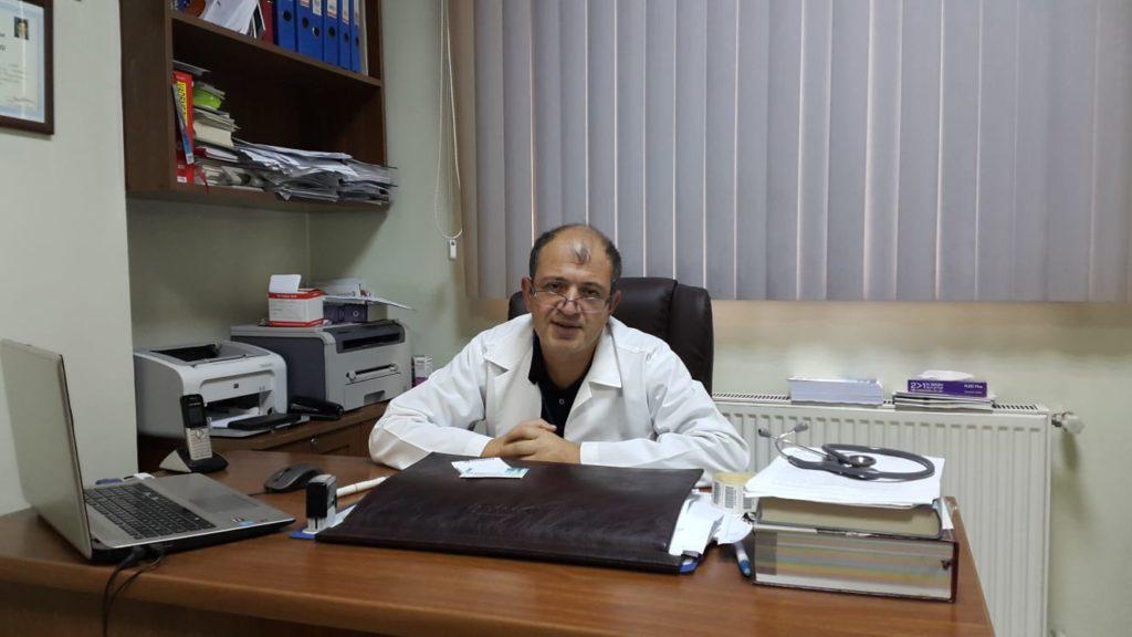 Dr. Mehmet Emin Balkay 5517006 No'lu Aile Hekimi