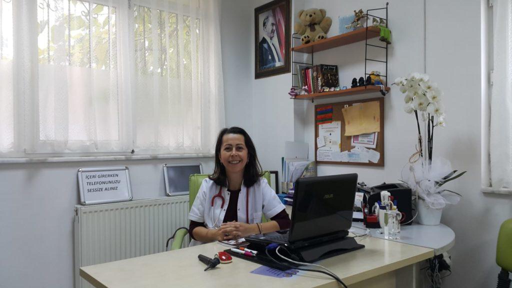 Dr. Fatma Eylem Çiçek 5517005 No'lu Aile Hekimi