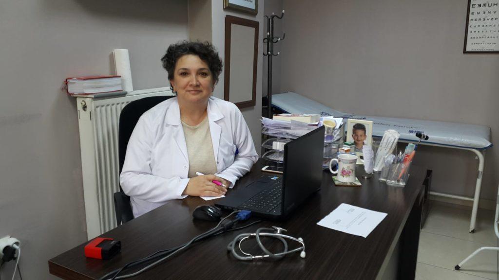 Dr. Yasemin Yayla 5517004 No'lu Aile Hekimi